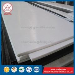 High tenacity blue uhmwpe plastic sheet manufacturer
