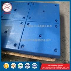 impact resistant uhmwpe marine fender panels