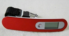 Travel weigh Portable digital L   age Scale with Strap/Hook