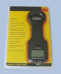 quality pocket digital fishing scale
