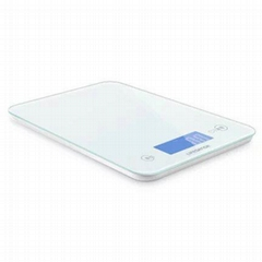 Wholesale 3kg 1g Digital Stainless Steel Kitchen Scale Q