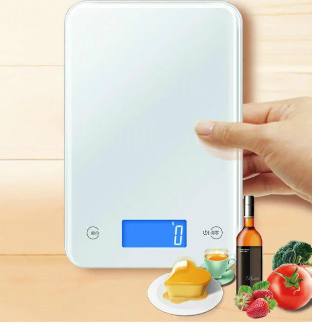 Wholesale 3kg 1g Digital Stainless Steel Kitchen Scale Q 3