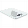 Wholesale 3kg 1g Digital Stainless Steel Kitchen Scale Q 4