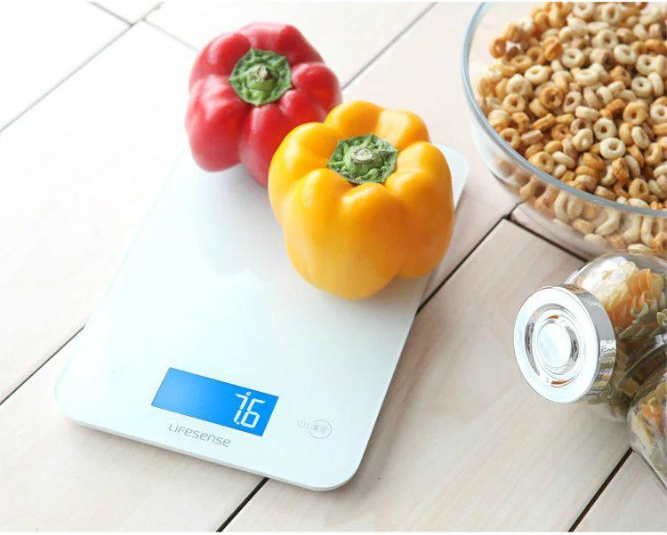Wholesale 3kg 1g Digital Stainless Steel Kitchen Scale Q 5