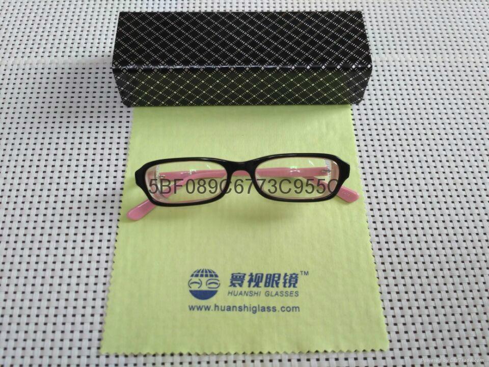 -2000度超薄玻璃1.90車房片眼鏡 4