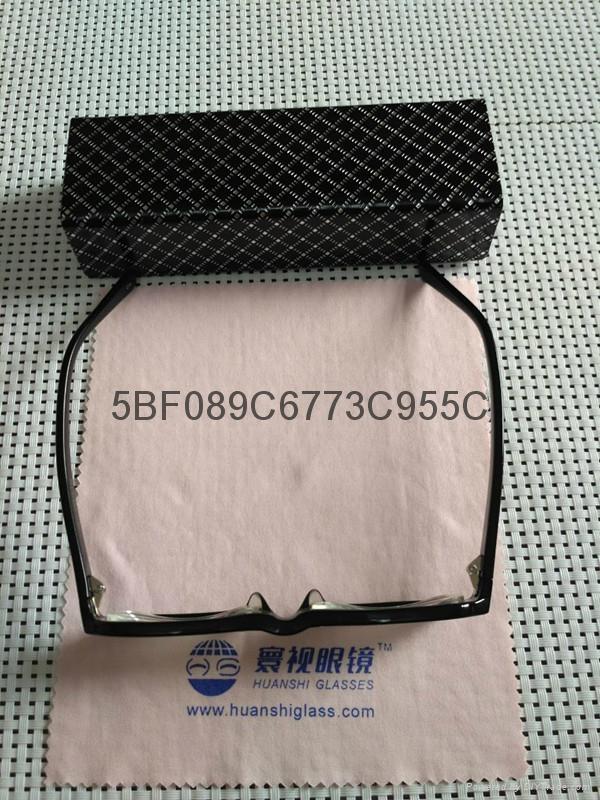 寰視眼鏡-2500度超薄超輕玻璃鏡 1