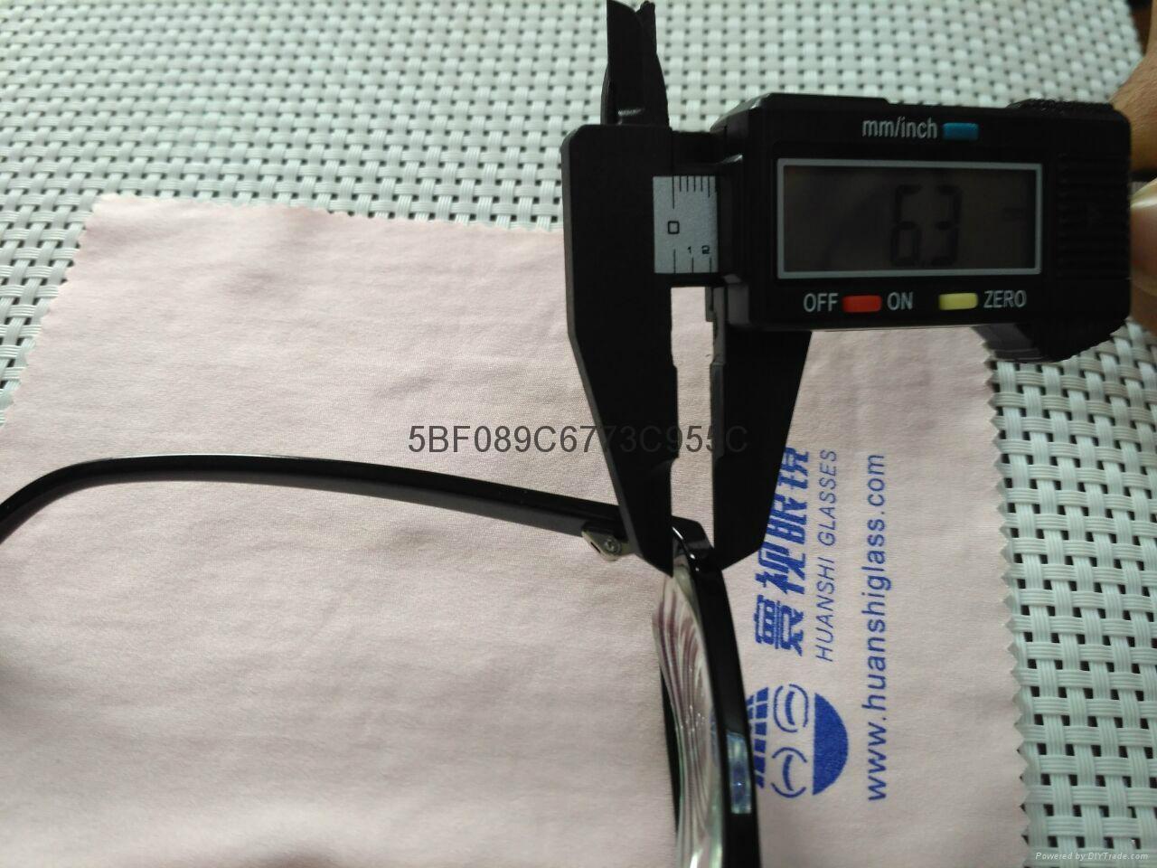 寰視眼鏡-2500度超薄超輕玻璃鏡 4