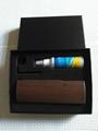 寰視眼鏡HS-G-R-7001仿木紋超薄超輕變色鏡 2