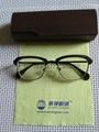 寰視眼鏡HS-G-R-7001仿木紋超薄超輕變色鏡 5