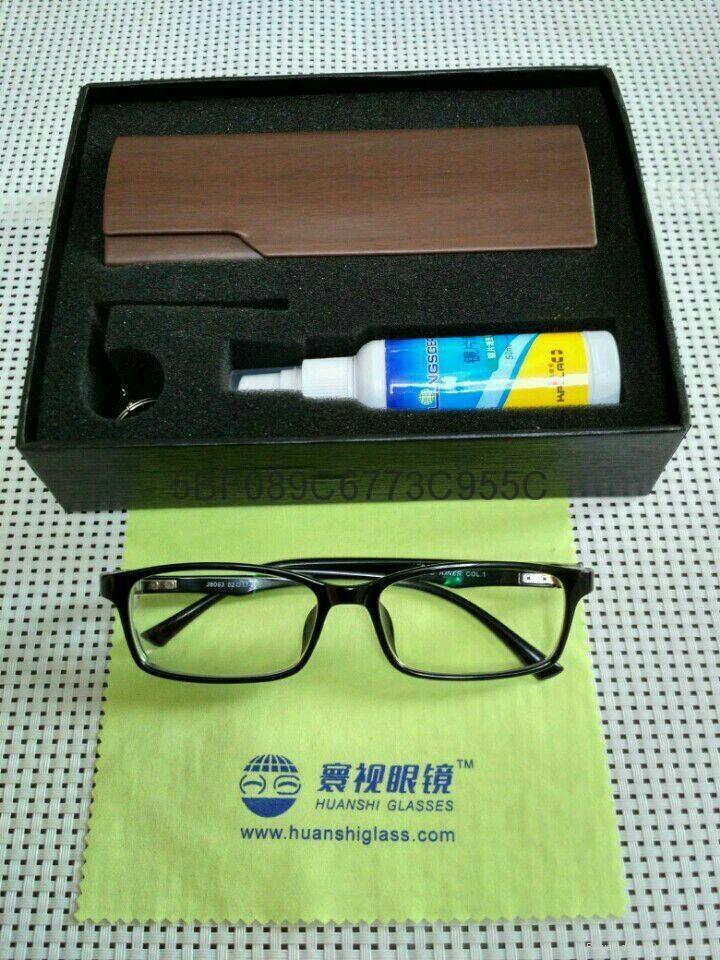 S:-850度時尚框架眼鏡 3