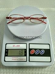 精品女士純鈦900-1200度超薄高度數眼鏡
