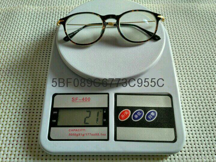 S:-900高度超薄時尚圓框眼鏡 1