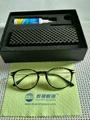 S:-900高度超薄時尚圓框眼鏡 2