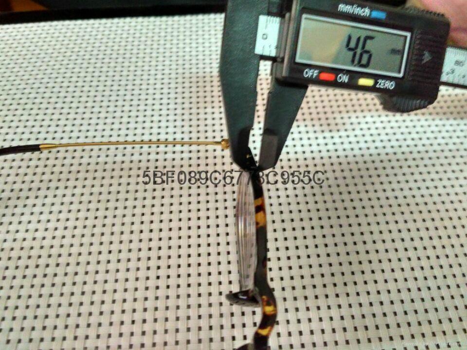 S:-900高度超薄時尚圓框眼鏡 4