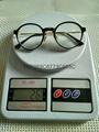 S:-1100高度超薄近視圓框眼鏡 2