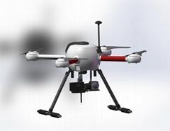 九天創新 遙感測繪天魁3型四旋翼工業無人機