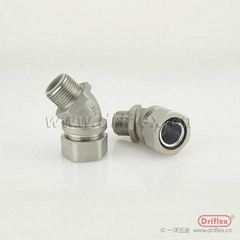 Stainless Steel 45d Liquid-tight Conduit Fittings from Driflex