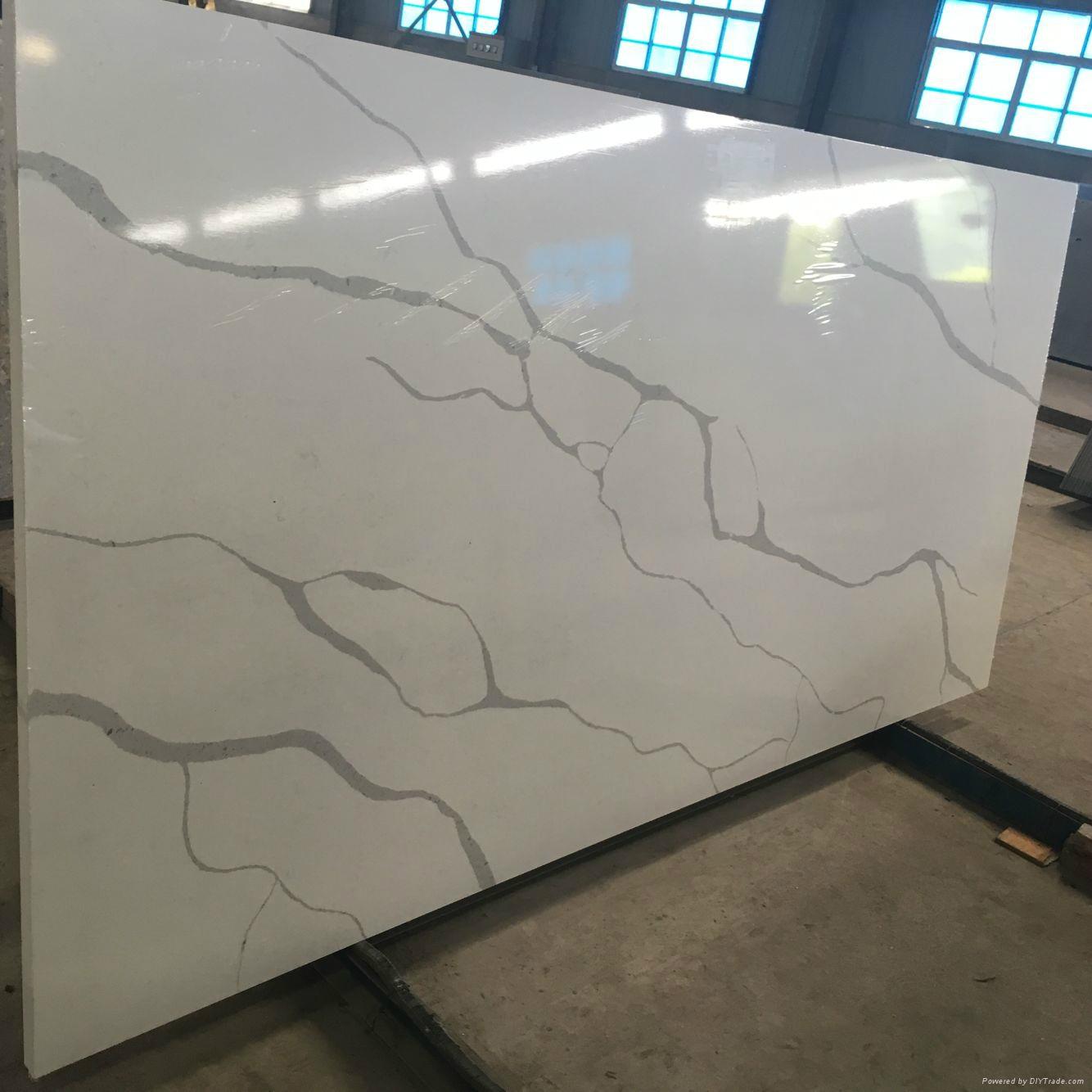 artificial quartz stone for kitchen countertop  1