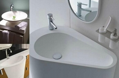 100% pure acrylic solid surface Sink and