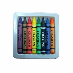 hot sell 6 colors little kids painting crayons