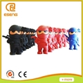 3D toys shaped wooden eraser  1