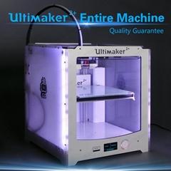 High quality High precision upgraded UM2+ 3D Printer Ultimaker2+