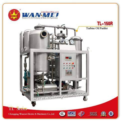 TL Series Turbine Oil Purifier 2