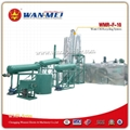 Waste Lubricating Oil Recovery Plant