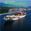 中国到赞比亚海运双清专线  包