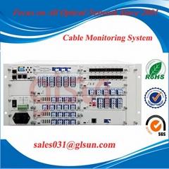 桂林光隆GLSUN OTS3000 光纜監測系統平台