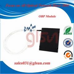 桂林光隆 GLSUN Bypass旁路模塊 OBP模塊 光旁路保護模塊