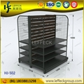 Grocery shop display units racks