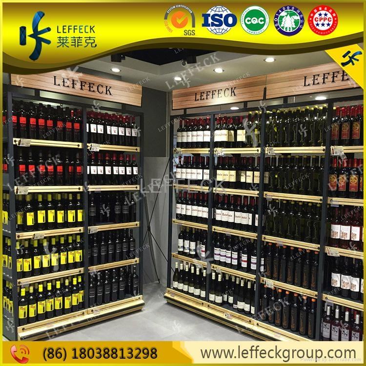 Wine storage furniture rack shelf design 2