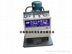 激光切割機專用氣體增壓系統