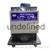 蓄能器专用电动氮气增压机