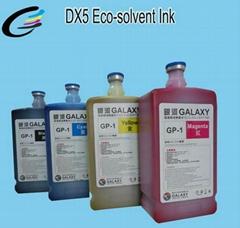 Original DX5 Eco Solvent Inks For Printers