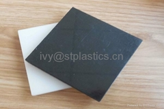 Factory direct sale colorful High density polyethylene board