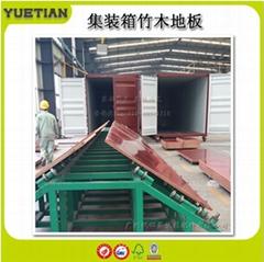 質量穩定的集裝箱竹木膠合板