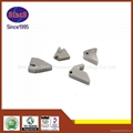 Metal injection molding door lock accessories made by Sints company 1