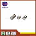 Metal injection molding door lock accessories made by Sints company 3