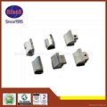Metal injection molding door lock accessories made by Sints company 4
