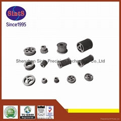 High precision metal injection molding lock rotating parts