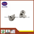 High precision metal injection molding lock rotating parts 5