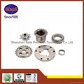 OEM powder metallurgy sintered automotive sprockets 3