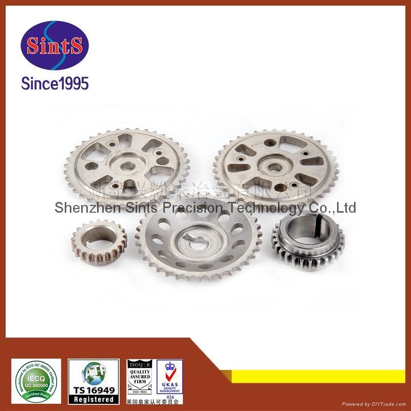 OEM powder metallurgy sintered automotive sprockets 5