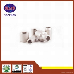 High precision metal injection moulding washing machine parts from China