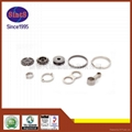 High precision metal injection moulding washing machine accessories 2