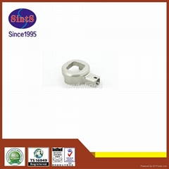 Metal injection molding medical parts made by China MIM manufacturer