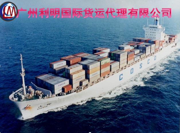 广州货运到新加坡海运双清关到门 1