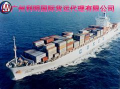 广州货运到新加坡海运双清关到门